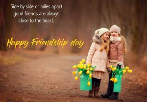 Quotes Happy Friendship Day Image
