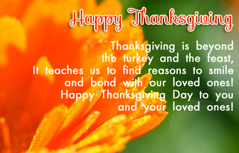 Quotes Happy Thanksgiving Pic