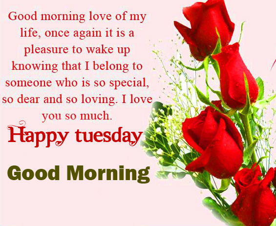 Quotes Happy Tuesday Good Morning Image