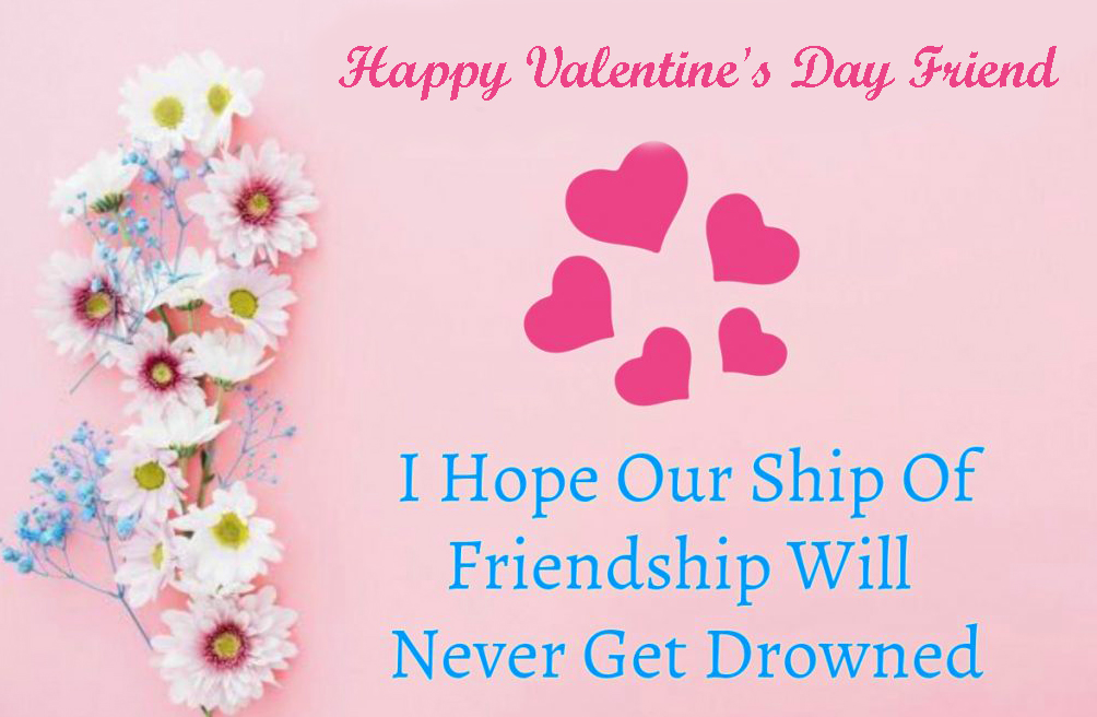 Quotes Happy Valentines Day Friend Image