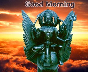 Shani Dev Good Morning Wallpaper and Pic