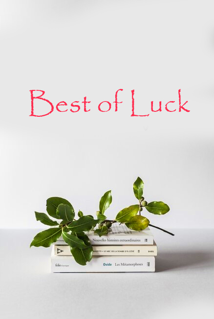 Success Best of Luck Wishes Pic