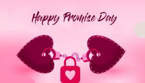 Animated Happy Promise Day Image