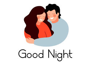 Animated Love Husband Wife Good Night Picture
