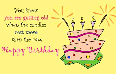 Beautiful and Lovely Happy Birthday Message Image