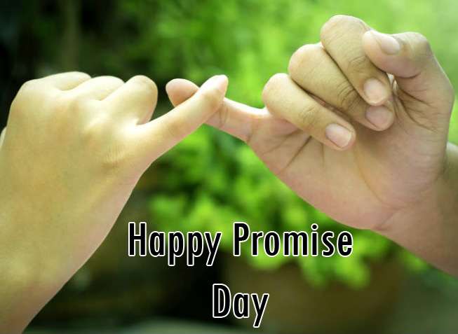 Best Lover Hands Happy Promise Day Image