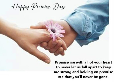 Best Quotes with Happy Promise Day Wish