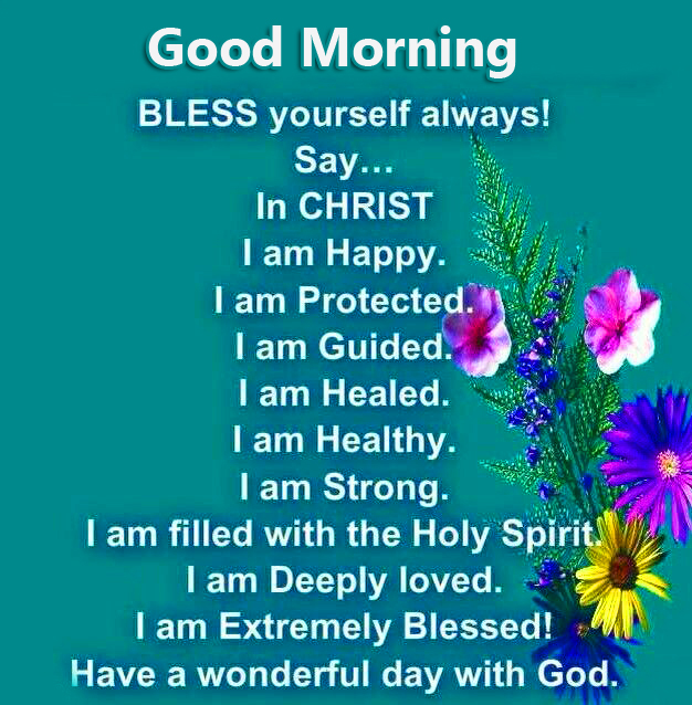 Blessing Good Morning Image