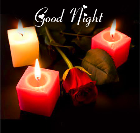 Candles Good Night HD Picture
