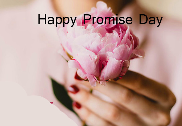 Flower Happy Promise Day Image