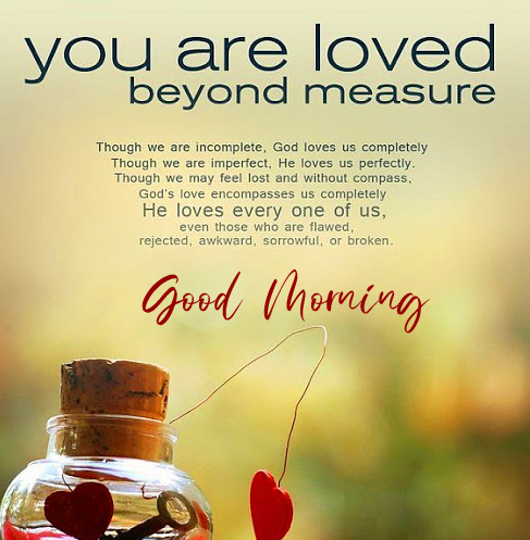 Good Morning God Quotes HD Pic