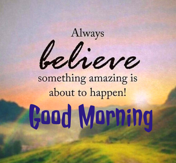 Good Morning Positive Quotes HD Image