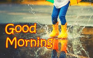 Good Morning Rainy Picture HD