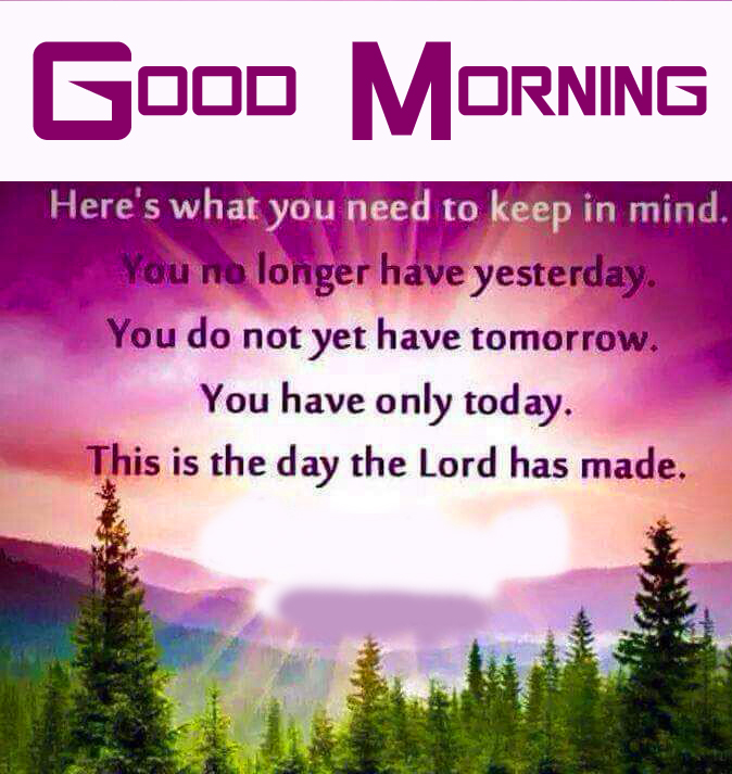 Good Morning with Beautiful Blessing Quote