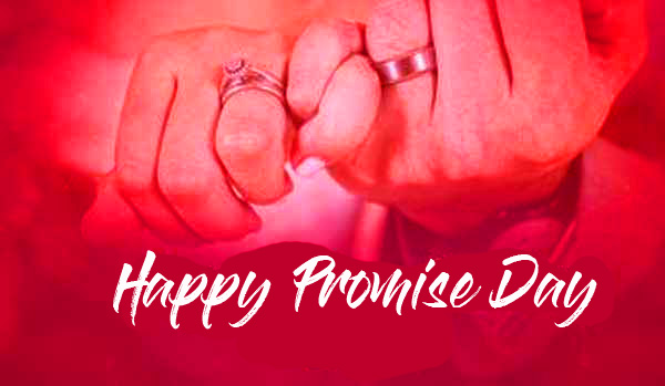 HD Romantic Lover Hands Happy Promise Day Image