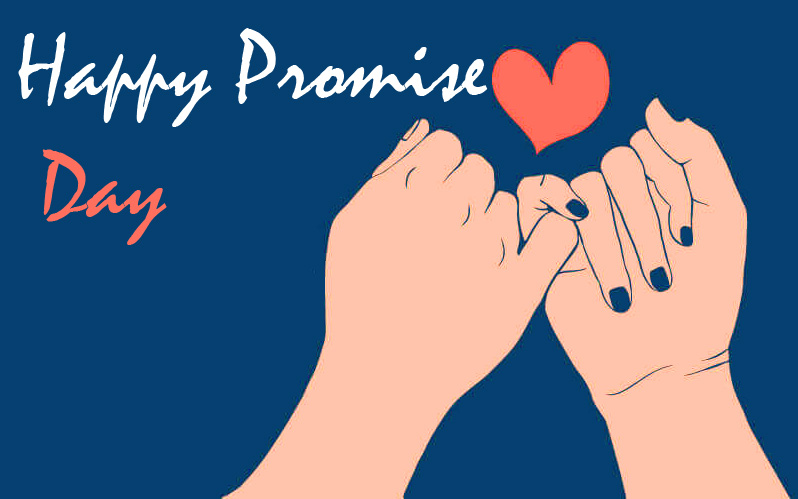 Happy Promise Day Animated Picture