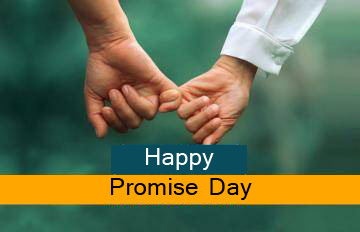 Happy Promise Day Hands Wallpaper