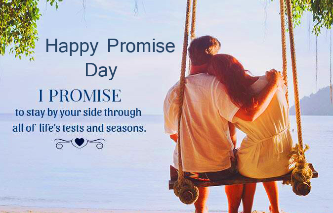 Happy Promise Day Lover Quotes Pic