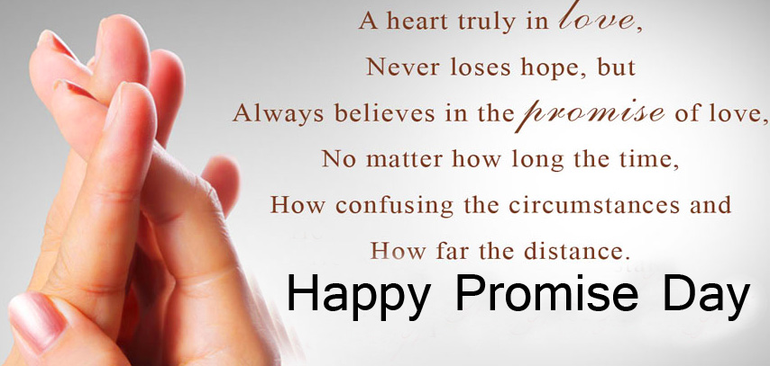 Happy Promise Day with Love Quotes