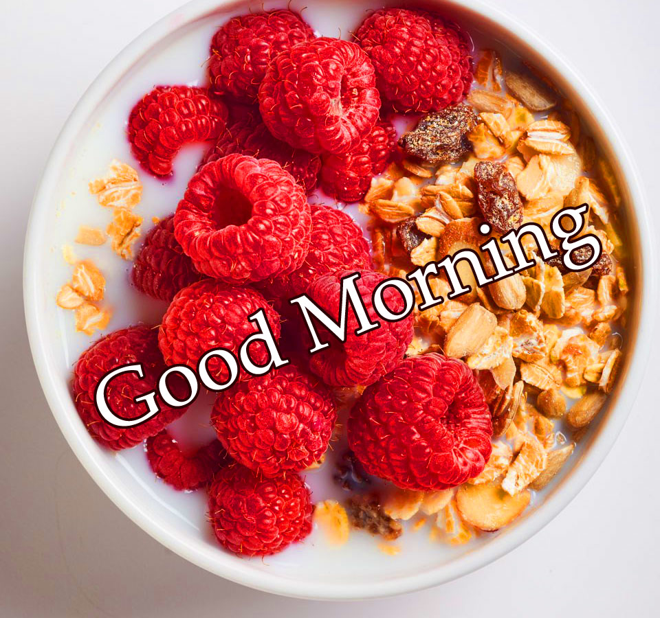 Healthy and Delicious Breakfast Good Morning Image