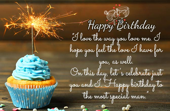 I Love You Happy Birthday Message Pic