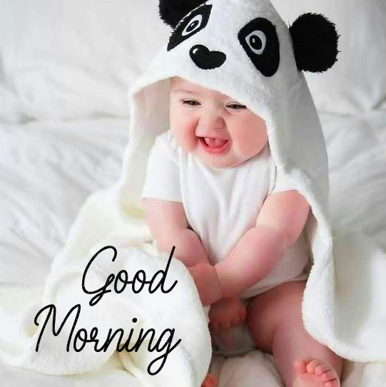 Latest and Best Baby Boy Good Morning Image HD