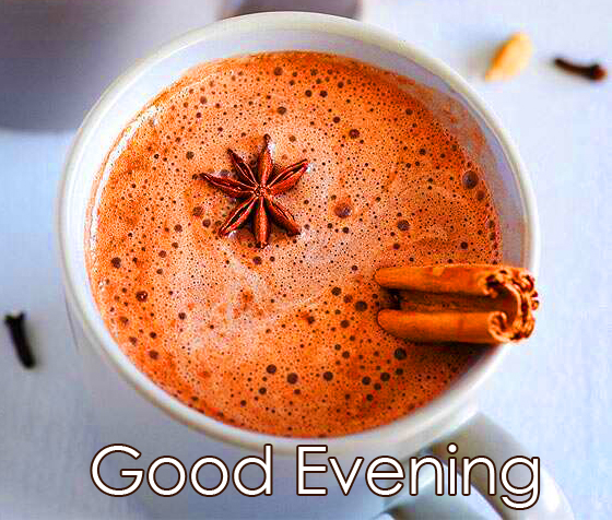 Masala Chai Good Evening Friends Photo