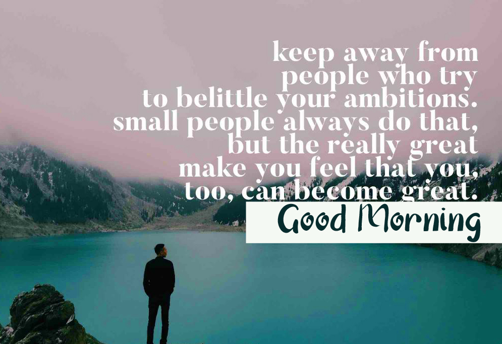 Positive Quotes Good Morning Image and Pic