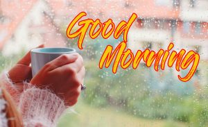 Rainy Good Morning Picture HD