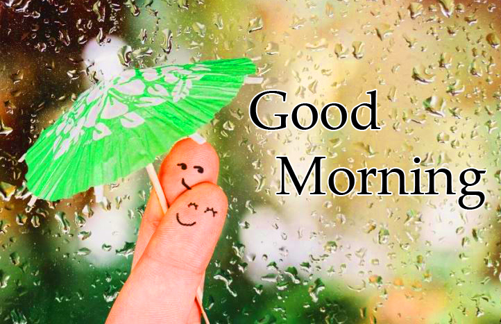 Sweet Good Morning Rainy Picture