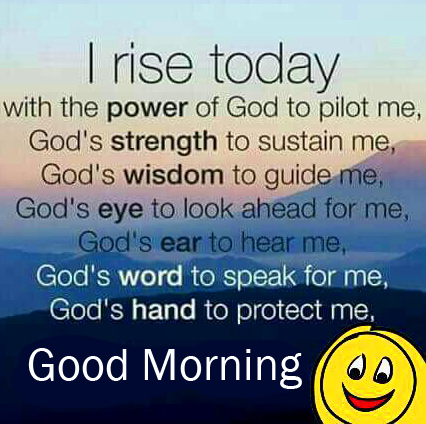 Today God Quotes Good Morning Image