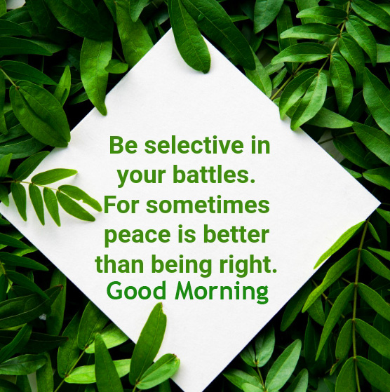 World Leaves Quotes Good Morning Picture HD