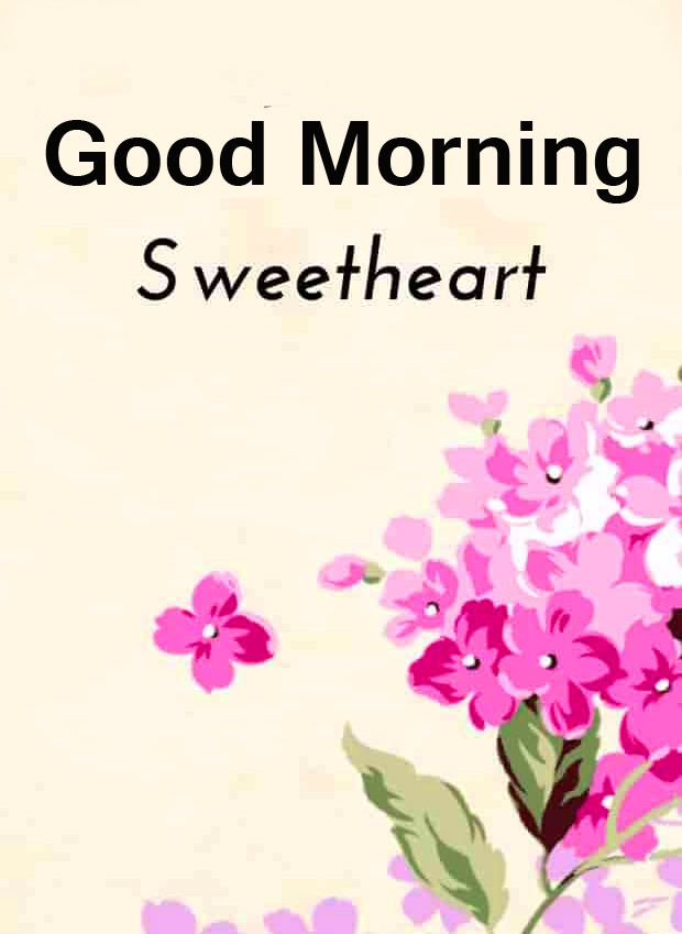 Amazing Good Morning Flowers Picture