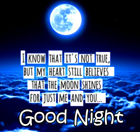 Best Quote Good Night Image HD