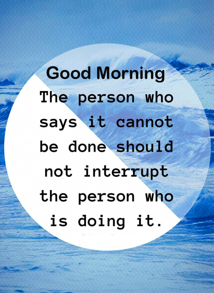Best Quote HD Good Morning Wallpaper
