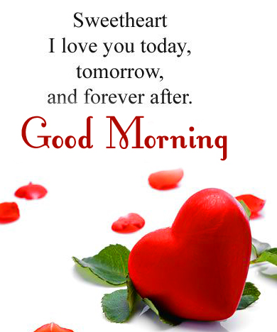 Best Quote Heart Good Morning