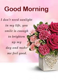 Good Morning Flowers Quote Picture HD