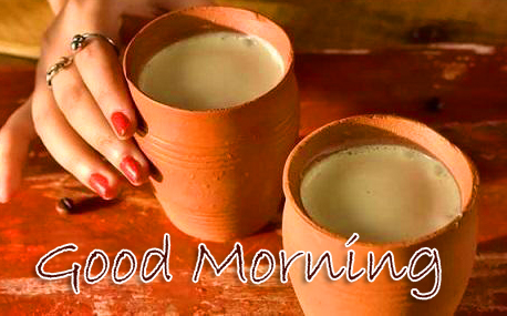 Good Morning Kulhad Chai Photo