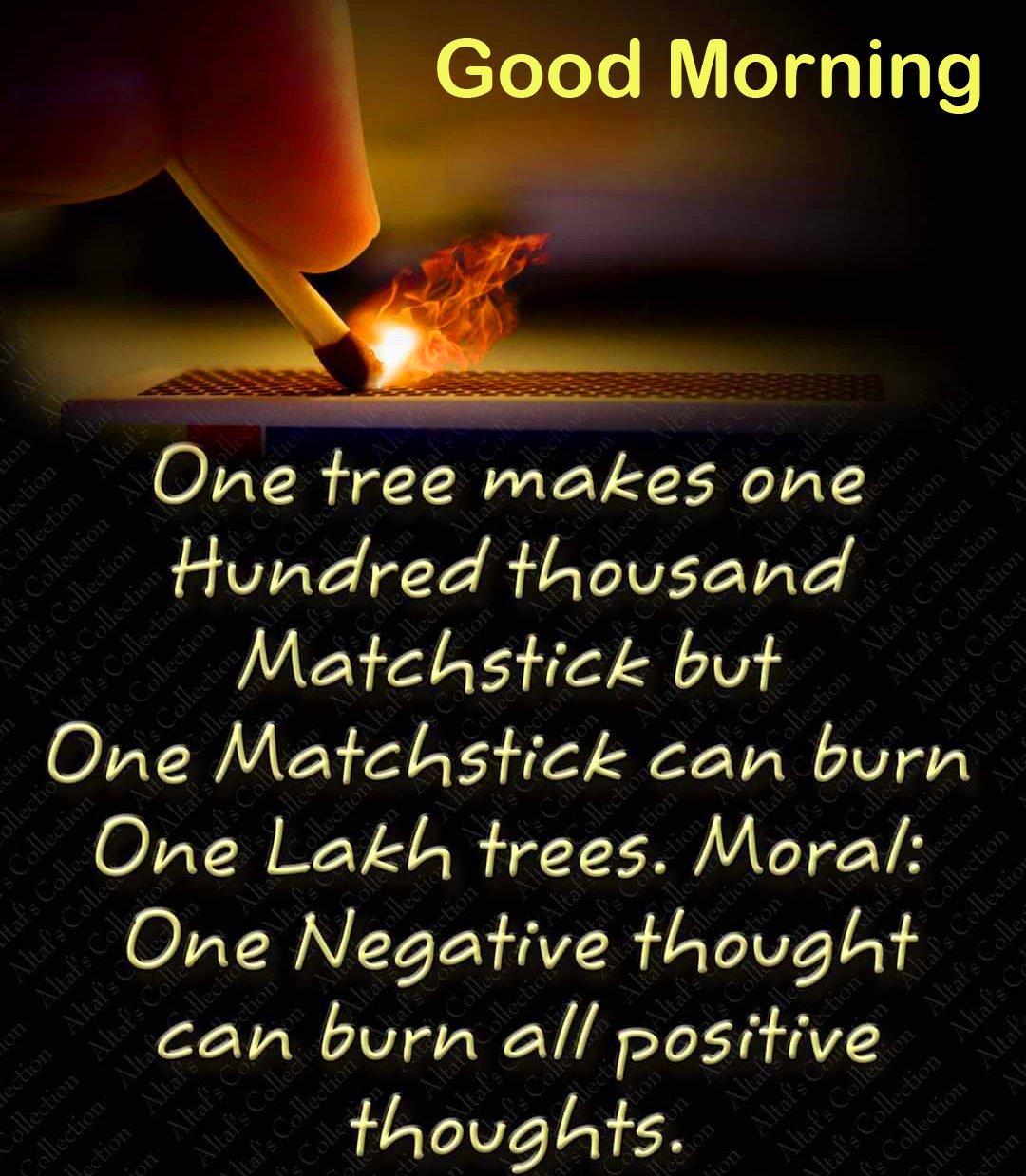 Good Morning Latest Quote HD Picture