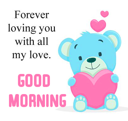 Good Morning Loving Message Picture