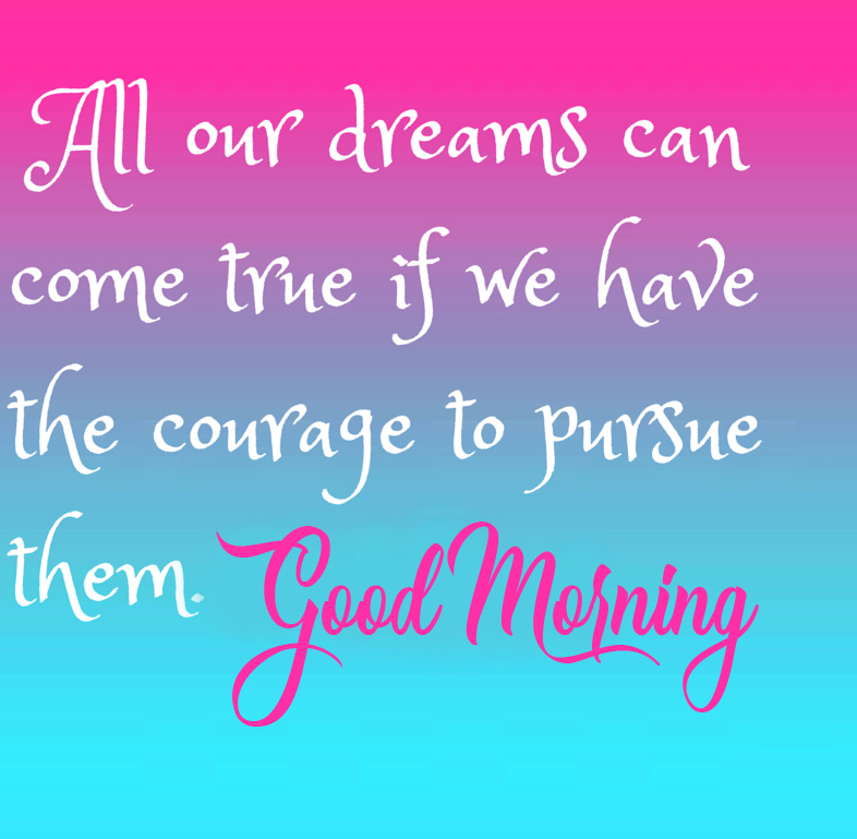 Good Morning Sweet Quote Wallpaper HD