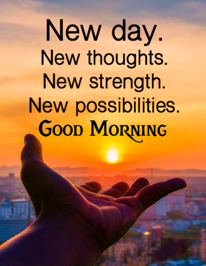 HD New Beggining Quote Good Morning Image