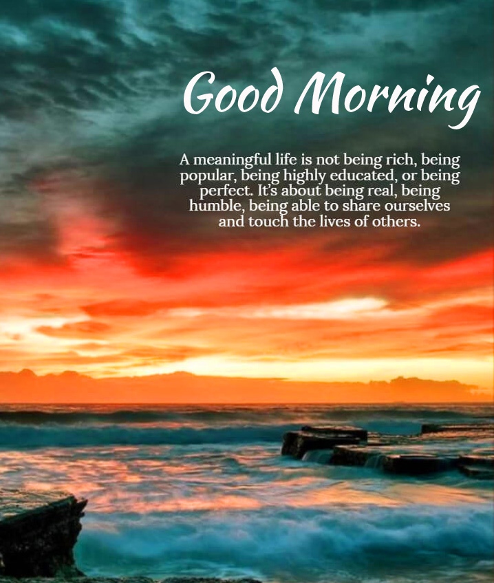 Humble Quote with Latest Good Morning Wish