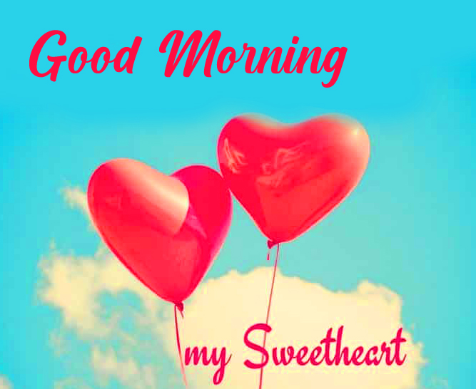 Latest and Best Good Morning My Sweetheart Picture