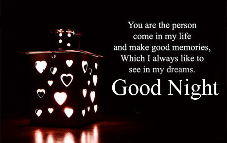 Life Blessing Quote Good Night Picture HD