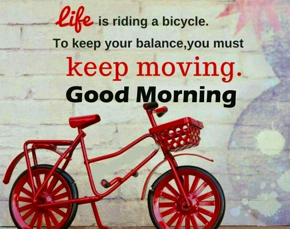Life Quote Good Morning Image