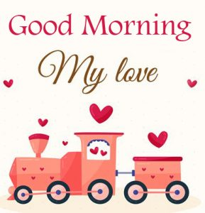 Love Animated Good Morning Pic