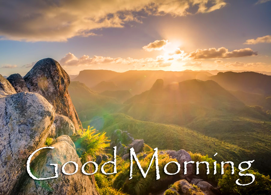 Nature HD Sunrise Good Morning Image