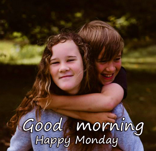 Sisters Good Morning Happy Monday Wallpaper
