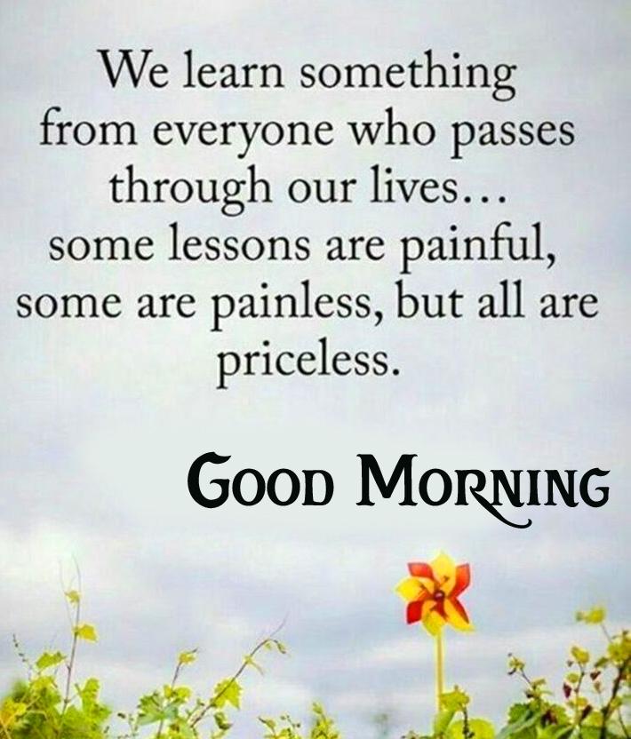 Wonderful and Latest Quote Good Morning Image